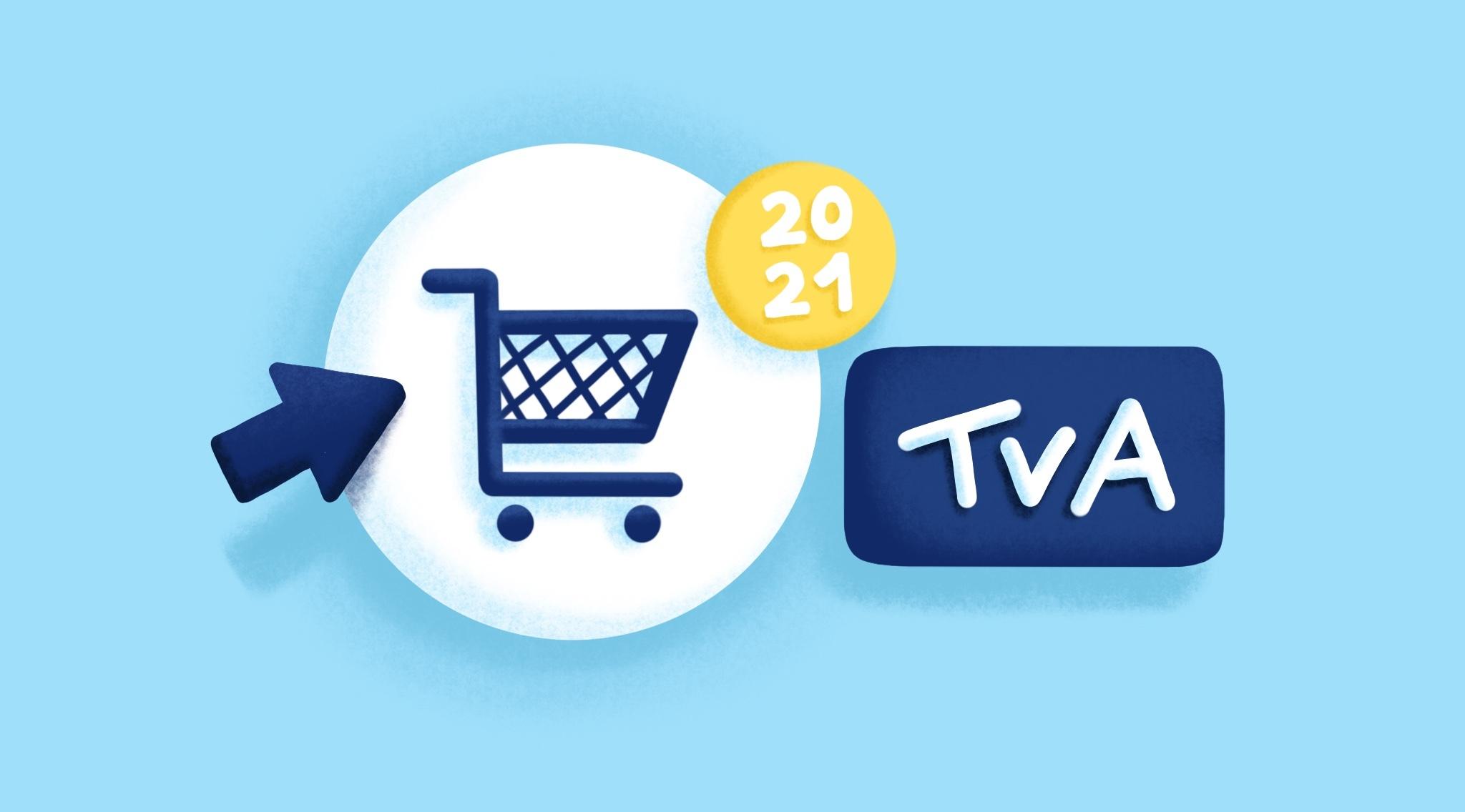 TVA e-commerce juillet 2021
